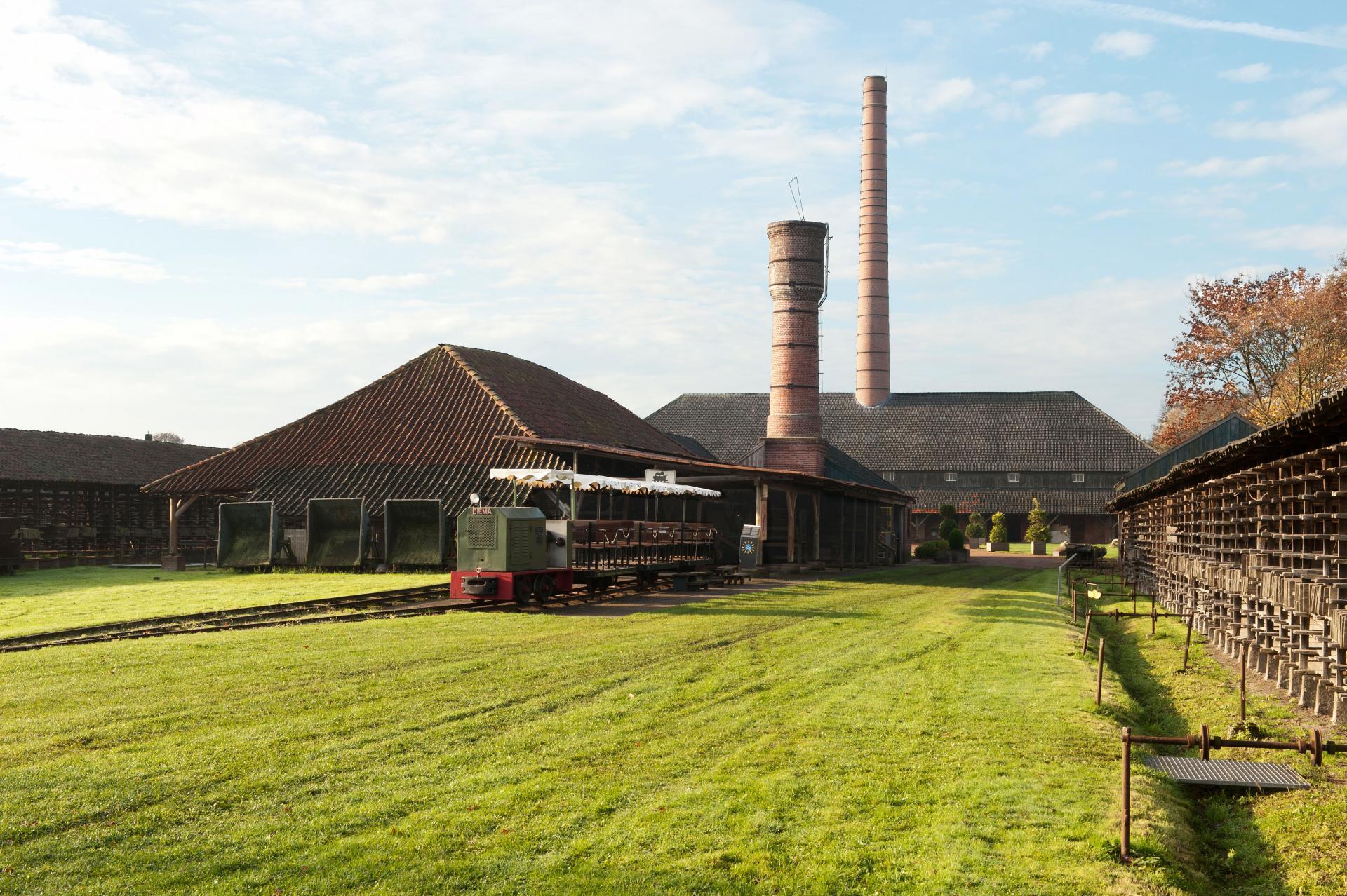 Museumsteenfabriek De Werklust MWL