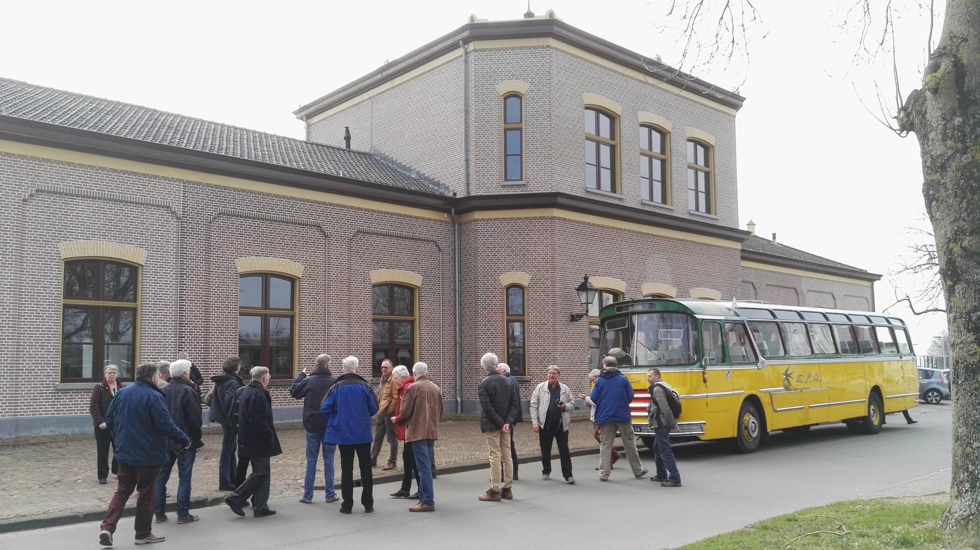 Noord-Nederlands Trein & Tram Museum NNTTM